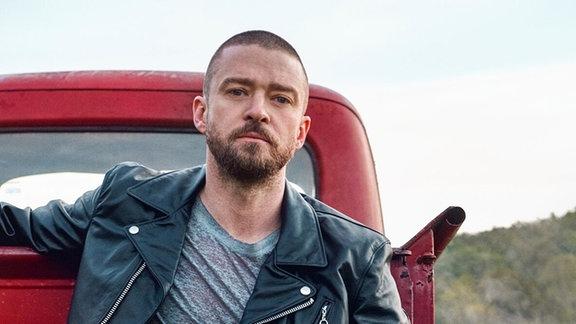 "Justin Timberlake für ""Man of the woods"""