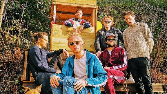 Kakkmaddafakka, Indie-Band aus Norwegen