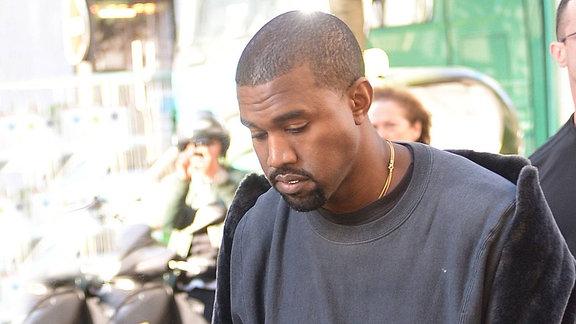 Kanye West, Paris/2016