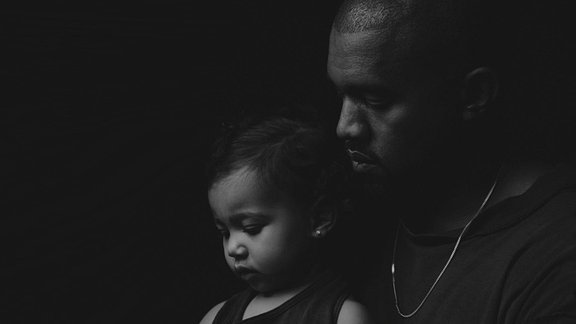 Kanye West by Inez & Vinoodh