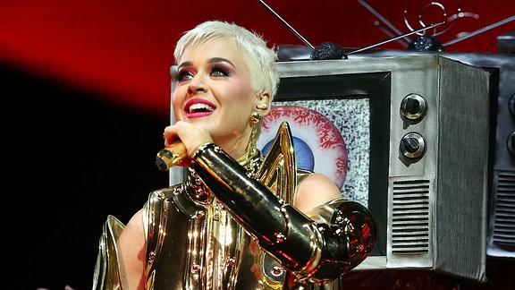 Katy Perry @Perth-Arena, Perth/Australien, Juli 2018
