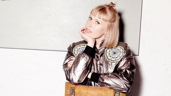 Sängerin Lea