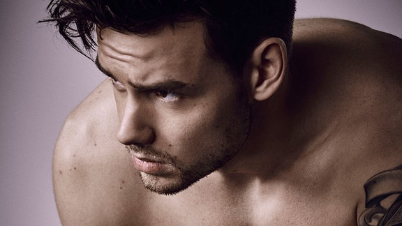 Liam Payne by Matthew Brooks