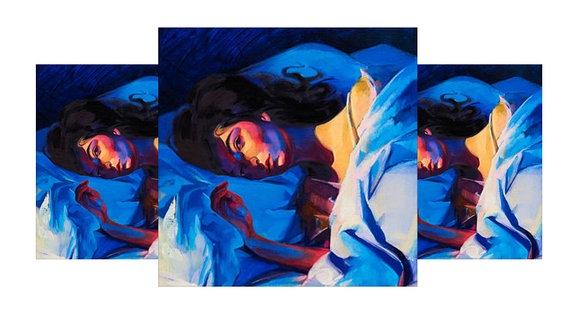 """Cover des Albums """"Melodrama"""" von Lorde"""
