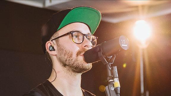 Mark Forster, deutscher Sänger und Songwriter