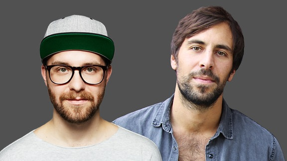 Mark Forster und Max Giesinger (Collage)