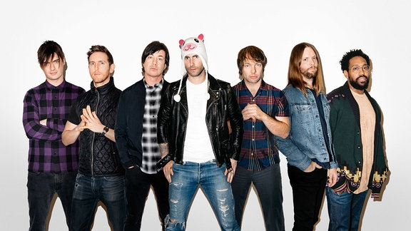 Maroon 5, Band aus Los Angeles