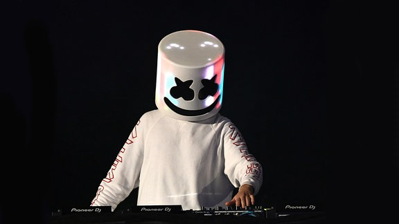 Marshmello @Banc of California Stadium/Los Angeles