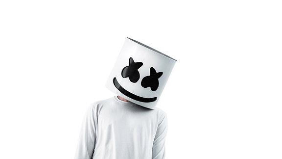 Marshmello, Musikproduzent und DJ aus Amsterdam