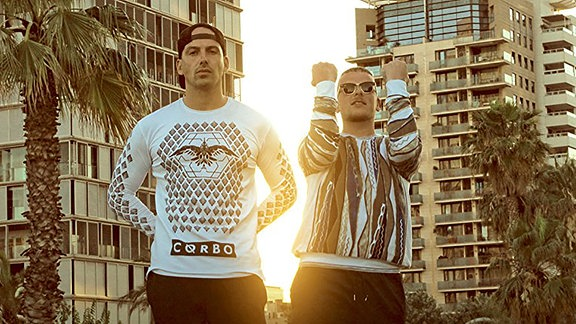 Mc Bonez und Raf Camora
