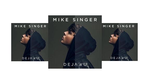"""Albumcover """"Deja Vu"""" von Mike Singer"""