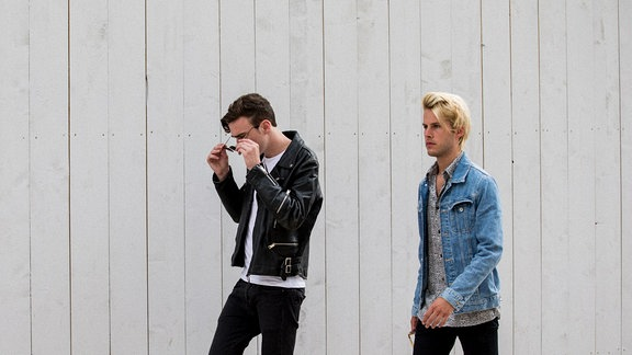 Ofenbach, Pop Duo aus Frankreich