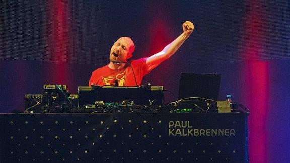 Paul Kalkbrenner @Lollapalooza Berlin/2016