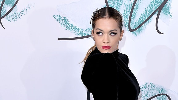 Rita Ora @Serpentine Gallery, London