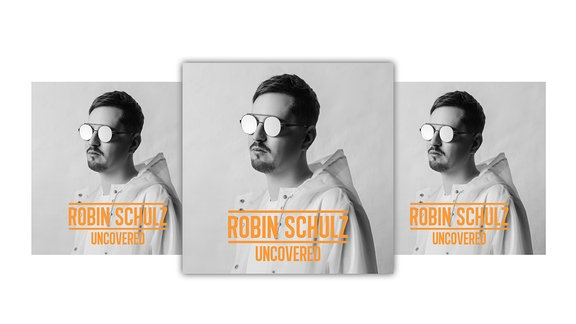 "Albumcover ""Uncovered"", Robin Schulz"