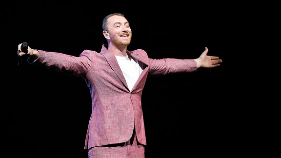 Sam Smith, @Madison Square Garden ,N.Y.C.