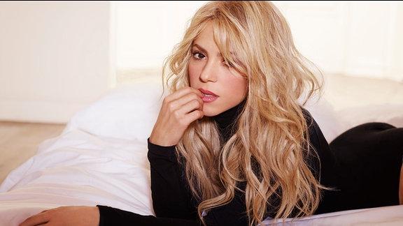 Die Musikerin Shakira