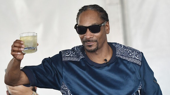 Snoop Dogg @Tents & Kitchen Aid Culinary/Miami