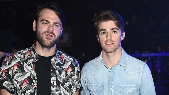 The Chainsmokers (Alex Paul & Andrew Taggart) @Madison Square Garden/N.Y.C.