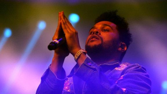 The Weeknd @Coachella Valley Music & Arts Festival, Indio/Kalifornien