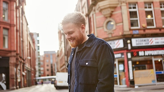 Tom Walker, Musiker aus Manchester/GB