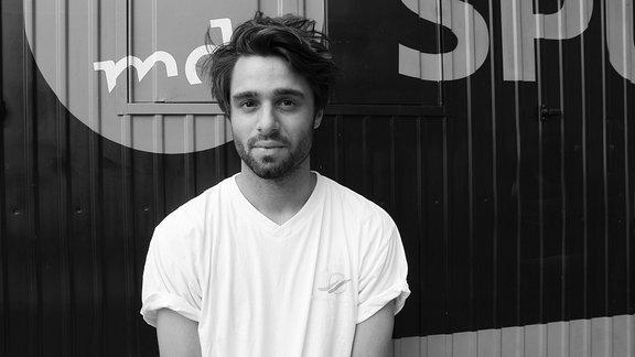 Xavi, Musiker aus Berlin zu Gast bei MDR SPUTNIK