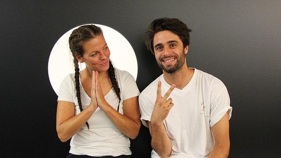 Lumaraa hat Xavi im SPUTNIK Soundcheck zu Gast