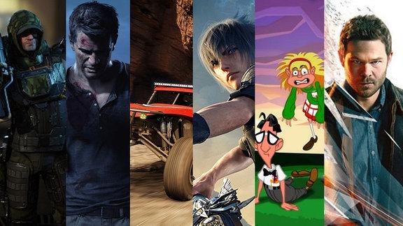 Gamecheck Top 10 des Jahres 2016