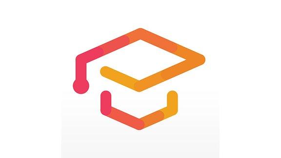 Logo der UniNow App.