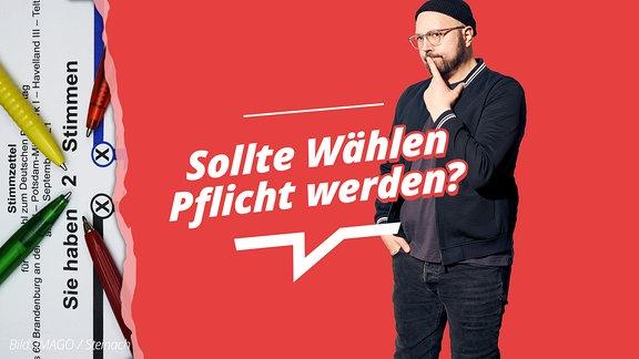 Host Marvin von MDR SPUTNIK Deine Meinung.
