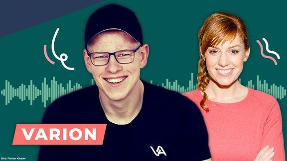 In dieser Folge des Podcasts Deutschland3000 ist YouTuber Varion bei Eva Schulz zu Gast.
