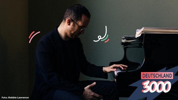 Igor Levit spricht im Podcast Deutschland3000 mit Eva Schulz über seine Liebe zur klassischen Musik und darüber, wie sich die Isolation aufgrund des Corona-Virus auf ihn und seinen Beruf als Pianist auswirkt.