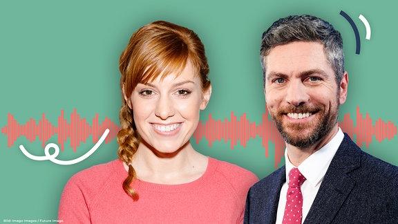 Ingo Zamperoni und Eva Schulz unterhalten sich in der neuen Podcast-Folge von Deutschland3000 über die US-Wahl und warum sein amerikanischer Schwiegervater Trump wählt.