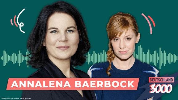 Deutschland3000 mit Annalena Baerbock und Eva Schulz