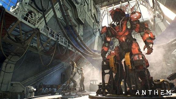 Bild aus dem Spiel Anthem