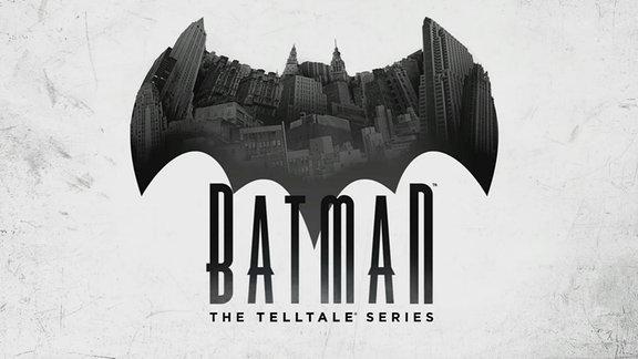 "Batman-Logo zum Spiel ""Batman - The Telltale Series"""