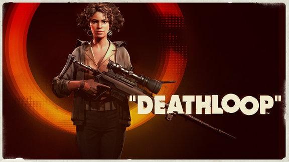 Deathloop Character Julianna