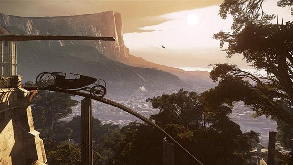 Szene aus Dishonored 2