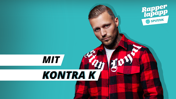 Episodenbild mit dem Rapper Kontra K