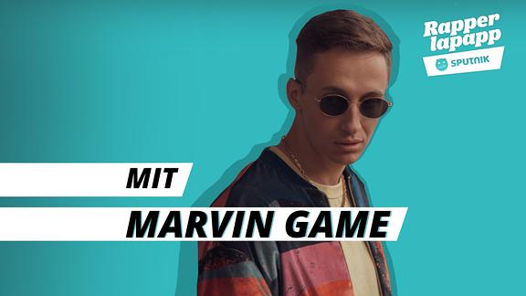 Rapperlapapp Episodenbild Rapper Marvin Game breit