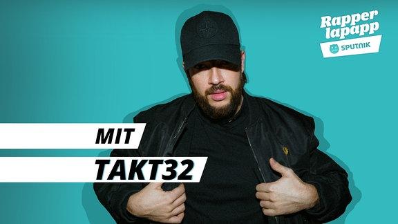 Rapperlapapp Episodenbild Rapper Takt32 breit