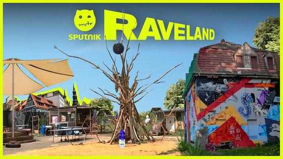 Raveland Episodenbild Kunstplantage Zwickau