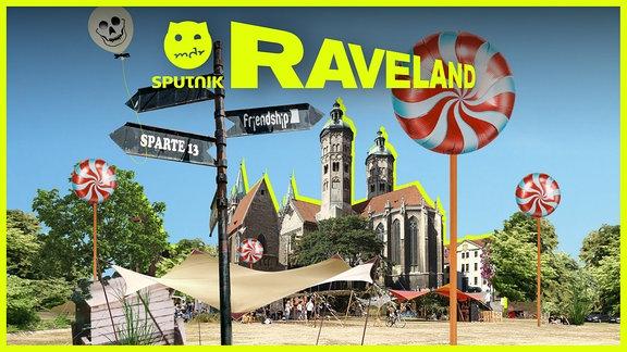 Raveland Episodenbild Sparta 13 Naumburg