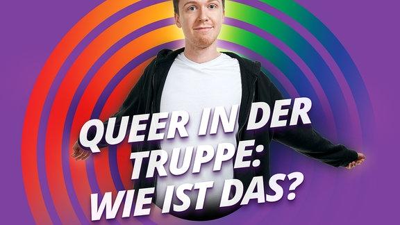 In dieser Episode von SPUTNIK Pride geht es darum, was sich für die LGBTQ+-Community in der Bundeswehr verändert hat von damals, als homosexuelle Menschen noch ausgemustert wurden bis heute.