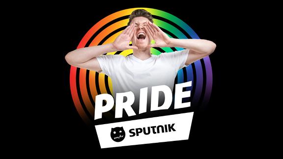 Moderator und Host von SPUTNIK Pride Kai Witvrouwen