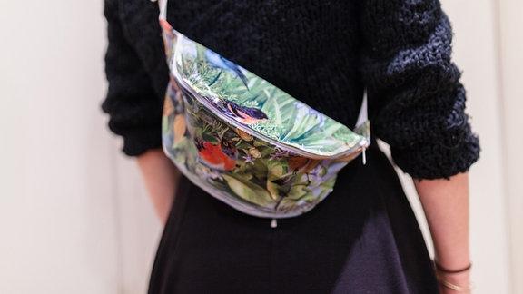 Brustbeutel von Anna Zeitler