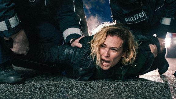 """Diane Kruger als Katja Sekerci in """"Aus dem Nichts"""" (Filmszene)"""