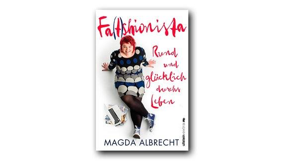 """Fa(t)shionista"", Buchcover, Autorin Magda Albrecht"