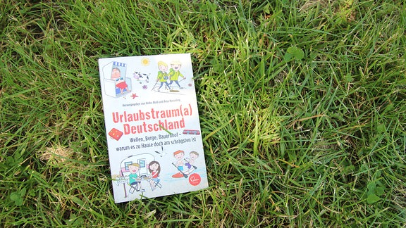 """Buch """"Urlaubstraum(a) Deutschland"""" von Heike Abibi & Anja Koeseling"""