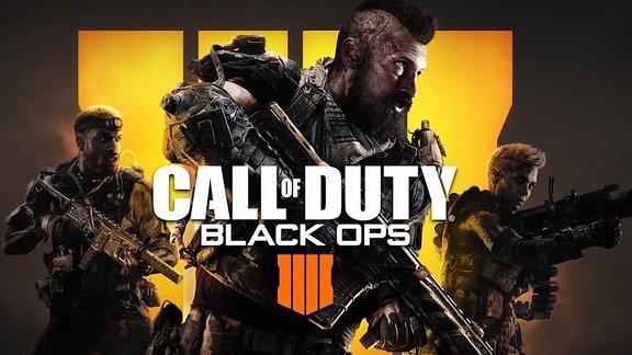 """Call Of Duty Black Ops 4"" Titelbild"
